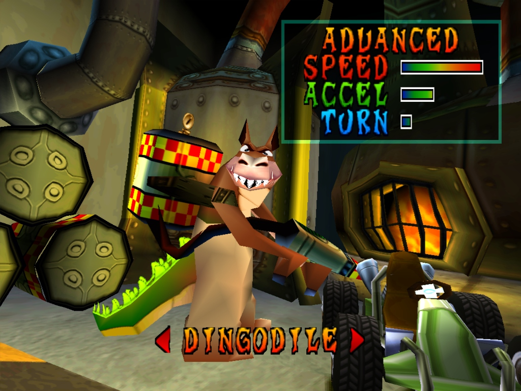 download crash team racing epsxe